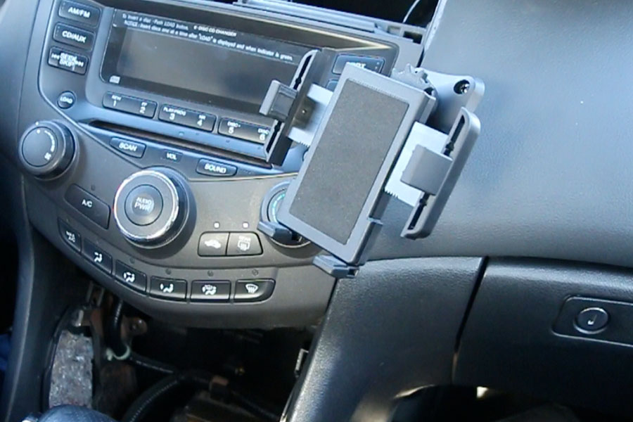 Honda Accord 2003 2007 Premium Phone Holder Dash Mount