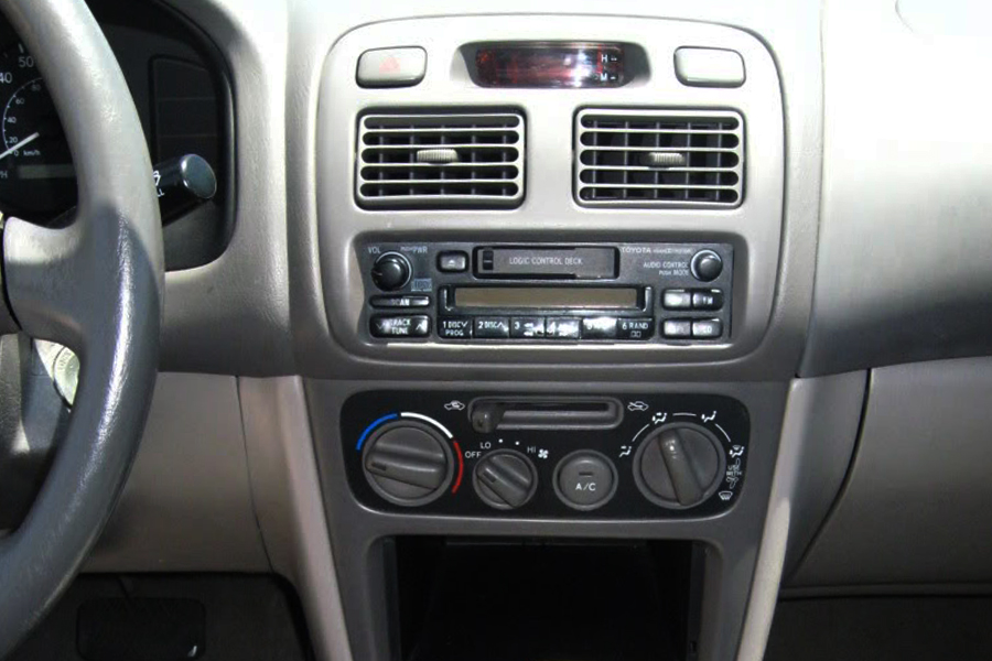 AUX and iPhone Car Kit for Toyota Corolla 19982002  GTA Car Kits