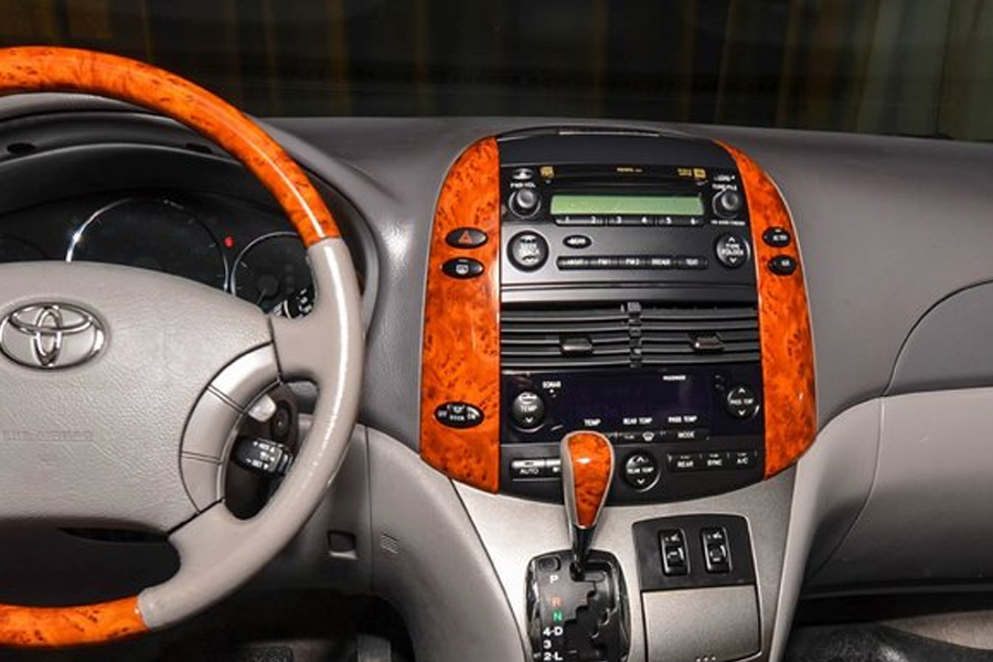 Toyota Sienna 2004 2010 Iphone Aux Kit