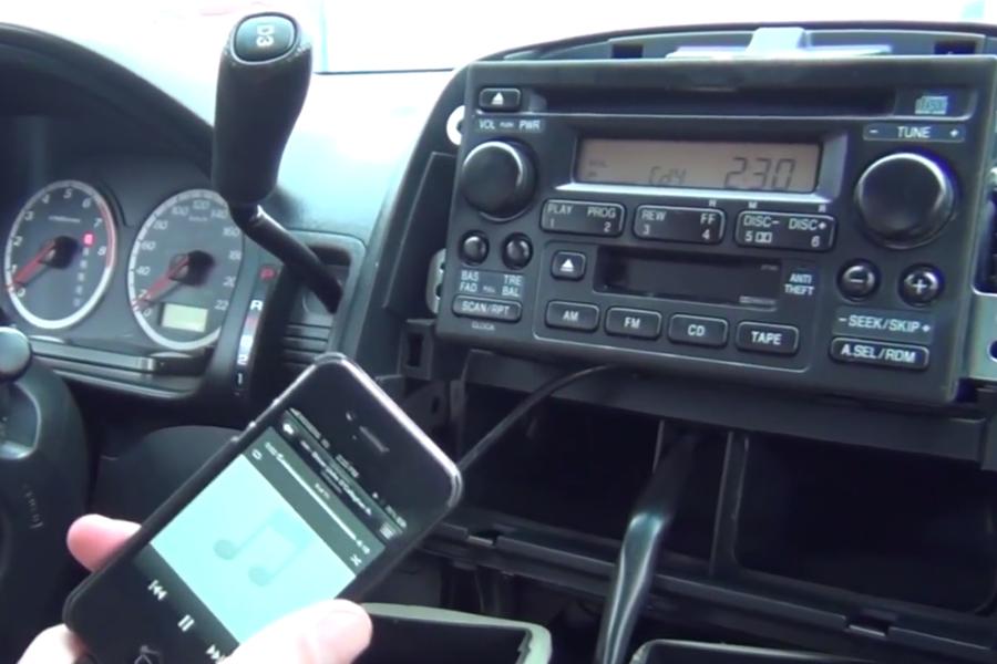 Products GTA Car Kits - 2004 acura tsx aux input