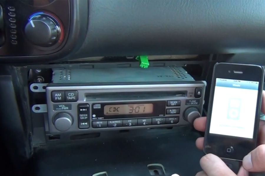 Bluetooth And Iphone Ipod Aux Kits For Honda S2000 2000