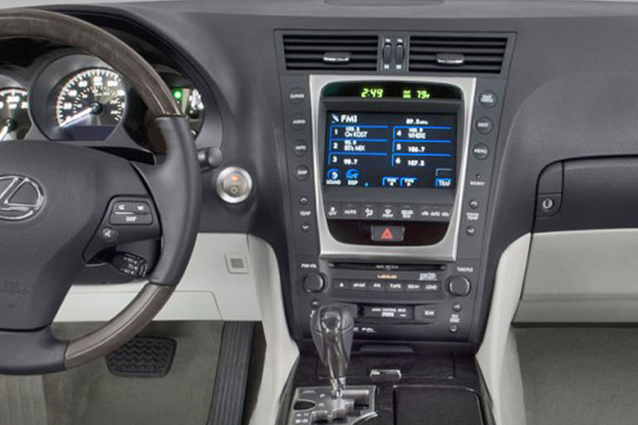 Bluetooth and iPhone/iPod/AUX Kits for Lexus GS 2006-2011