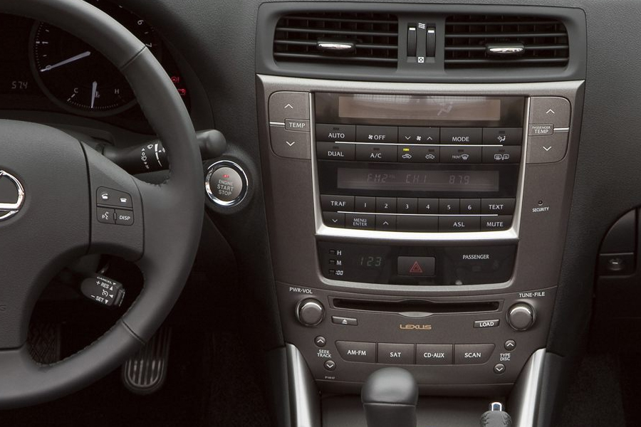 Bluetooth and iPhone/iPod/AUX Kits for Lexus IS 2006-2013