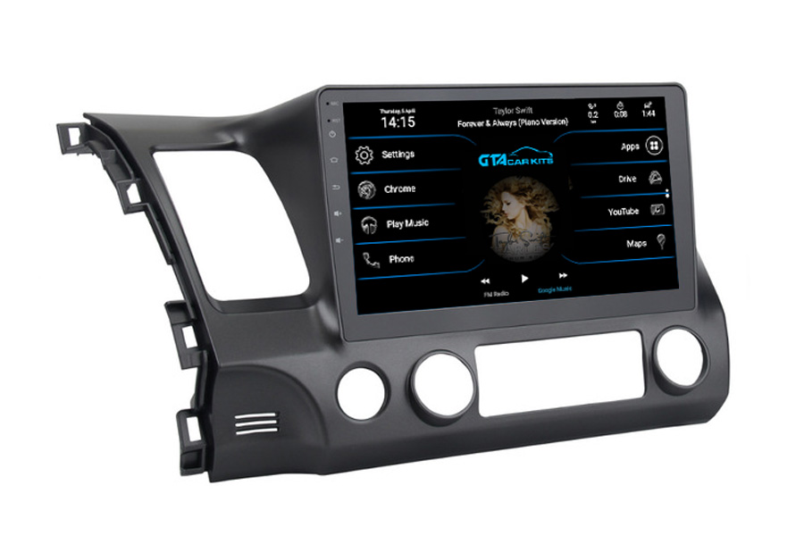 gta car kits bluetooth aux iphone carplay and androidauto