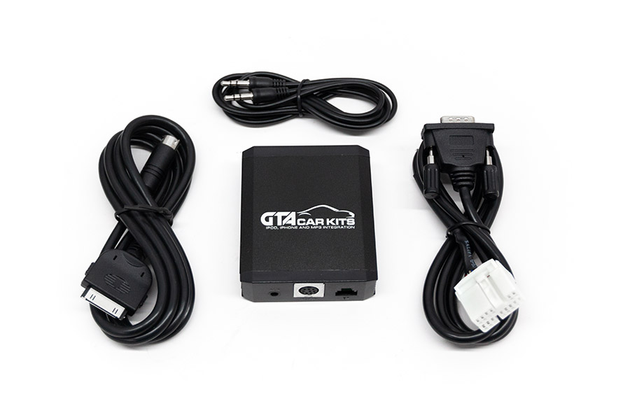 Bluetooth and iPhone/iPod/AUX Kits for Honda Civic 2006-2011