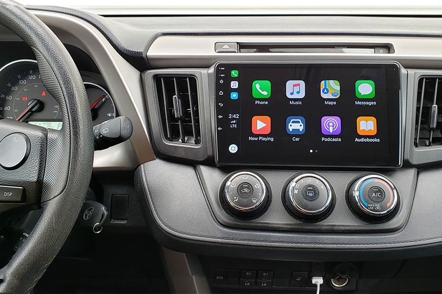 Android Car Stereo For Toyota Rav4 2013 2018 Gta Car Kits